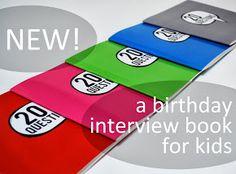 20 Questions : Birthday Q + A Album