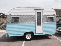 Cars And Campers On Pinterest Campers Trailers And Vintage Campers