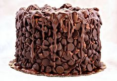 Chocolate Wasted Cake