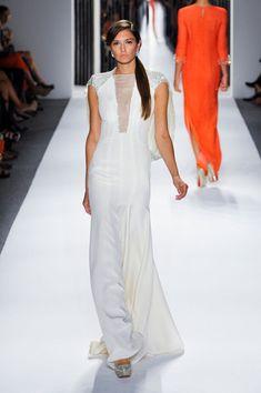 Jenny Packham at New York Fashion Week Spring 2013 - StyleBistro
