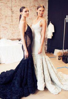 fashion, taylor jewel, sequin, gowns, dresses, jason wu, white, holidays, black
