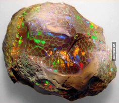 Rough Ethiopian Opal