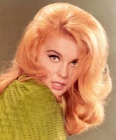 Ann-Margaret:  Singer, dancer, star of movies and television.