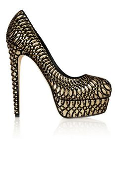 Opulence in a shoe (Brian Atwood)