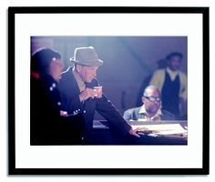 Print of Frank Sinatra from Sonic Editions X The Impossible Cool, $189