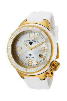 Neptune Ceramic Casual Watch