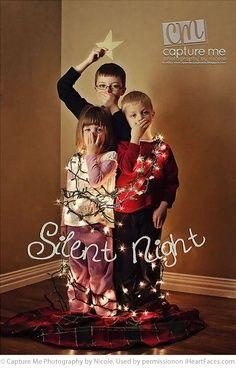 christmas photo shoot ideas