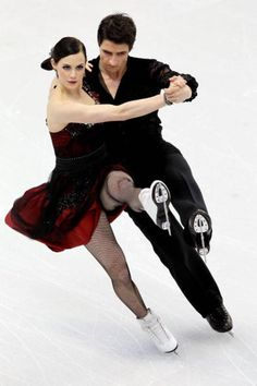 Ice Dancing Tango Romantica is the best.