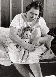Richard Avedon. Mental Institution #8, East Louisiana State Mental Hospital, 1963