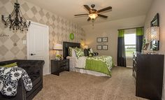 Teen Room - Grand Mission Estates - Brookstone Collection