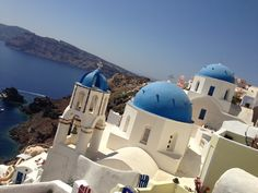 The most beautiful place on Earth - Oia, Santorini