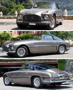 1953 Ferrari 250 Europa Coupe Vignale