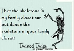 Genealogy Humor from Twisted Twigs On Gnarled Branches Genealogy