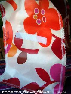 roberta_filava_filava: [Borse]La Lunch Bag per Papi(?)..., per Sveva