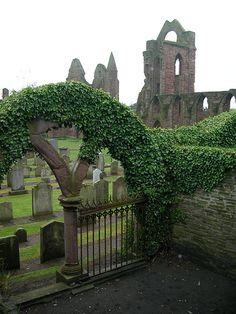 Arbroath abbey, Scotland
