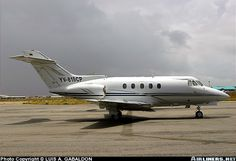 Hawker Siddeley HS-125-1A/731 aircraft picture