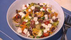 Talk Takeaway: Cooking with Chef Jason Santos - The Talk - CBS.com Greek Style Tomato Salad