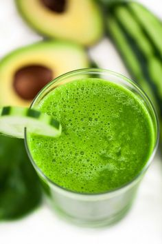 A Week of Green Smoothies