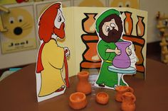 Hands On Bible Teacher: Jeremiah & The Potter--VISUALS for the story.