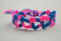 bracelet making, infin bracelet, diy bracelet