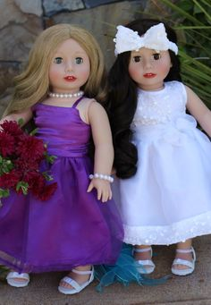 Harmony Club Dolls Cadence & Melody. Available at www.harmonyclubdolls.com