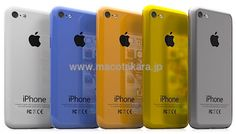 iPhone 5S to Feature Dual LED Flash, New Colors for Less-Expensive iPhone!