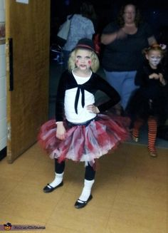 Ventriloquist Dummy Costume - 2012 Halloween Costume Contest