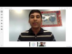Viney Kumar - Google Science Fair 2013 Global Finalist #hourofcode #csed #kidscancode #edtech #edchat