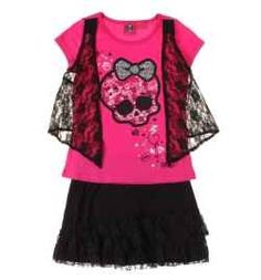 Monster High Clothes For Girls