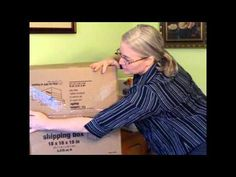 """Boxes for transporting cakes  - great to read for 1.) how to shut the box doors so it's less likely to ruin the tiered cake & 2.) how to create an asterik """"X"""" shape over the horizontal seam flap to reinforce the square shape when traveling/transporting tiered cake"""