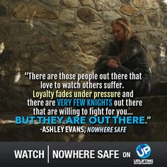 Watch the premiere of 'Nowhere Safe' Sunday (10/5) on UP!