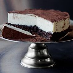 Chocolate Mousse Cake - Swanky Recipes