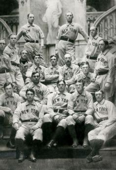 Vintage New York Baseball Team Archival Photo Sports Poster Posters at AllPosters.com