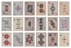 Russian prisoners playing cards - 1