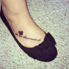 such a cute Disney tattoo. maybe not there though...