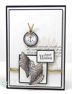Stampin' Up! By the Tide