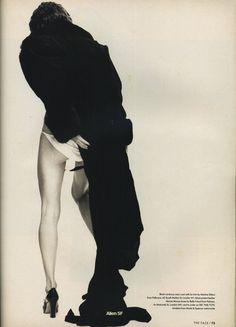 glitter babi, fashion, septemb 1992, the face, art, 1992 photograph, mario sorrenti, kate moss, september