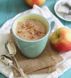 cinnamon tea, appl cinnamon, food, teas, drink, tea latt, apples, latte, tea recipes