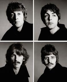 The Beatles, 1967 by Richard Avedon