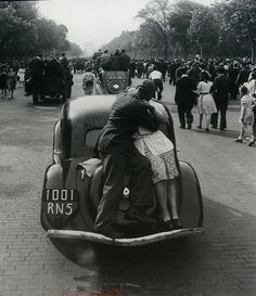 La Libération de Paris (August 1944)
