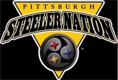 Steeler Nation, baby!