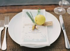 veggie accent // jen huang // grey likes weddings