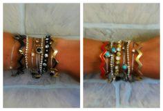 Whisper Bangle Set, 2 Colors my friend's, @lynnkeli  wrists. #sexy