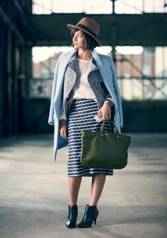 #Personal #Styling #Coats of #Note on the #AnthroBlog #Anthropologie
