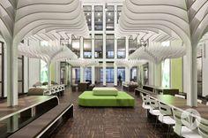 MTV Networks Headquarters in Berlin by Dan Pearlman