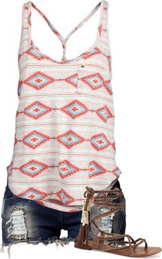 summer3, created by kaitlynhansen on Polyvore