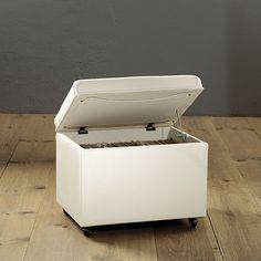 File cabinet/ottoman