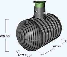 Rainwater harvesting tank 10000l - does our well work?