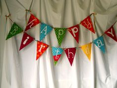 I would love to make this banner for my kid(s) birthdays!