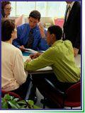 meet basic, challeng base, well plan, work idea, base learn